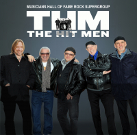 The Hit Men - Musicians Hall of Fame Rock Supergroup